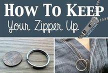 Zipper Repair: Clothing