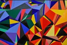 Geometry / Abstract shapes and meticulous pattern / by University for the Creative Arts