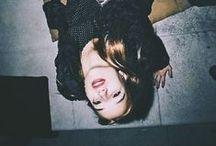 upside down...