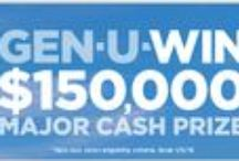 GEN-U-WIN Promotion / HAVE YOU ENTERED THE COLORBOND® steel GEN-U-WIN PROMOTION?  ENTRIES CLOSE MAY 1st 2015 If you've built or renovated using COLORBOND® steel since Jan 2014, please see if you're eligible to enter; full details and T&Cs for the promo are at http://bddy.me/1DFyvlU. Strict eligibility criteria apply. Max 1 entry person. #genuwinpromo