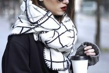 SCARFS to die for...