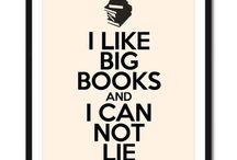 Fetish / yes, I'm a little... Bookish.
