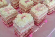 Girls Birthday Cake Inspiration