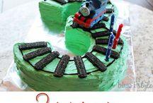 Boys Birthday Cake Inspiration
