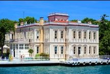 Sait Halim Pasha Mansion Architecture