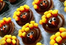 Thanks Giving Cakes