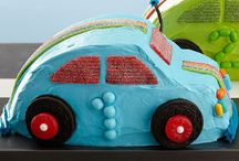 Car cakes