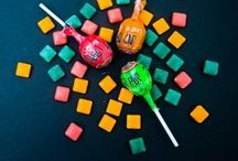 Glee Gum Pops / Lollipops with a sweet surprise: there's gum inside! 3 fun flavors with bubblegum centers. Allergy-friendly, gluten-free, kosher, and vegan. No artificial colors, flavors, sweeteners, or preservatives. The world's 1st & only natural gum pops!