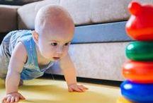 Bebés / Todo lo que necesitas saber para el cuidado del bebé en sus primeros meses.