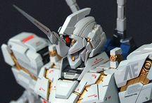Gundam - RX-0 Unicorn