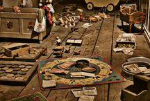 Granny's attic / Old crap and hidden treasures