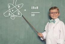 Aprendizaje escolar. Fichas de repaso / Juegos y ejercicios para repasar con los niños los conocimientos adquiridos en el colegio.