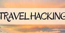 Travel Hacking 101 / We share with you everything you need to know about travel hacking and finding deals. Travel Hacks to help you budget, bargain, stay in luxury and more! Find more on our website: www.luxurybackpacking.net