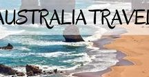 Australia Travel / Everything you need to know before travelling to Australia, whilst in Australia and everything in between!