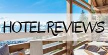 Hotel Reviews / There's no counting sheep at these incredible hotels. Honest reviews for budget, moderate, luxury hotels around the world.