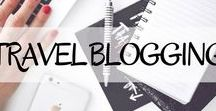 Travel Blogging Tips / Tips for any aspiring travel bloggers on how to make their passion into their income and full time job. Travel the world for free, or even better, get paid to travel the world! Including how to start a travel blog, how to make money blogging, affiliate marketing, social media, blogging tips and so much more!