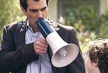 Phil Dunphy / Never be afraid to reach for the stars, because even if you fall, you'll always be wearing a Parent-chute