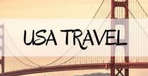 USA Travel / Everything you need to know before travelling throughout The USA, during your time there and everything inbetween.