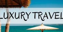 Luxury Travel / All things luxury travel from First & Business Class flights, 5-star hotels, to how to score deals on luxury travel whilst on a budget, travel hacking tips and tricks to travel in luxury for less.