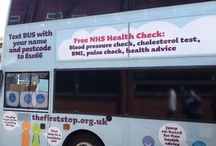 Health and Wellbeing  / A range of posters and information from the NHS and its partners