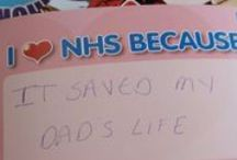 I love the NHS because...