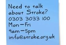 Talking Stroke / by Manchester CCGs