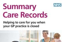 Summary Care Records #McrSCR