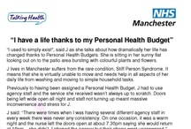 Personal Health Budgets #McrPHBs