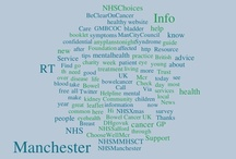 Tweet Word Clouds 2012 @NHSManchester / Word Clouds for all our 2012 tweets - information used from our Twitter archive download