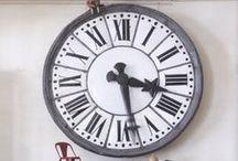 Il est l'heure ... / by Danièle