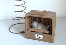 Ouvrez la cage aux oiseaux / by Danièle
