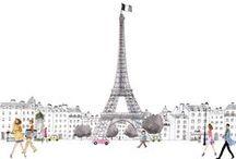 A Paris / by Danièle