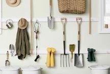 Au jardin ... les outils / by Danièle