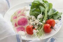 En Cuisine ... Les légumes / by Danièle