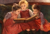 All About Books! / All things connected to my great love of reading! / by Renee Carrier