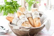 En Cuisine ... Les pains / by Danièle