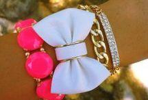 Jewelery  / by Glenda Santiago
