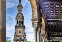 Seville / Taking our guests on a tour of the monuments, colour and style of this beautiful city in the heart of #Andalucia - Visit Seville with Toma Tours and share our insider secrets :) http://tomatours.com