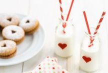 En Cuisine ... Milk & Cookies / No milk today ... My love is gone away  ... ...  Do you remember this 70's song ?  / by Danièle