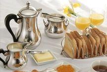 En Cuisine ... Le petit-déjeuner / French Breakfast / by Danièle