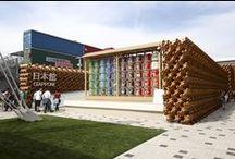 """#Expo2015   Japan Pavilion / A bowl of diversity.  A three-dimensional wooden grid that narrates the concept of sustainability. Japan Pavilion will be dedicated to the theme """"Harmonious Diversity""""   Un contenitore di diversità. Una griglia tridimensionale di legno per raccontare il concetto di sostenibilità. Il Padiglione Giappone sarà dedicato al tema """"Harmonious Diversity"""""""