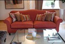 Sofaer / Håndbyggede sofaer fra Italien
