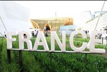 #Expo2015 | France Pavilion / #Expo2015 | #France Pavilion