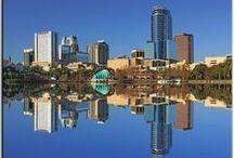 The City Beautiful / by Hyatt Regency Orlando