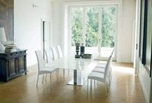 Dining Room / Perfect tables, chairs, and consoles for a great dining experience.