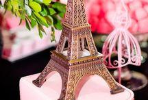 Paris party / by Roberta Barreto Cruz Motta