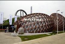 #Expo2015   Malaysia Pavilion