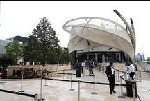 #Expo2015   Mexico Pavilion