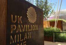 #Expo2015   UK Pavilion