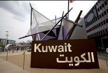 #Expo2015   Kuwait Pavilion